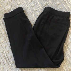 Madewell black pants